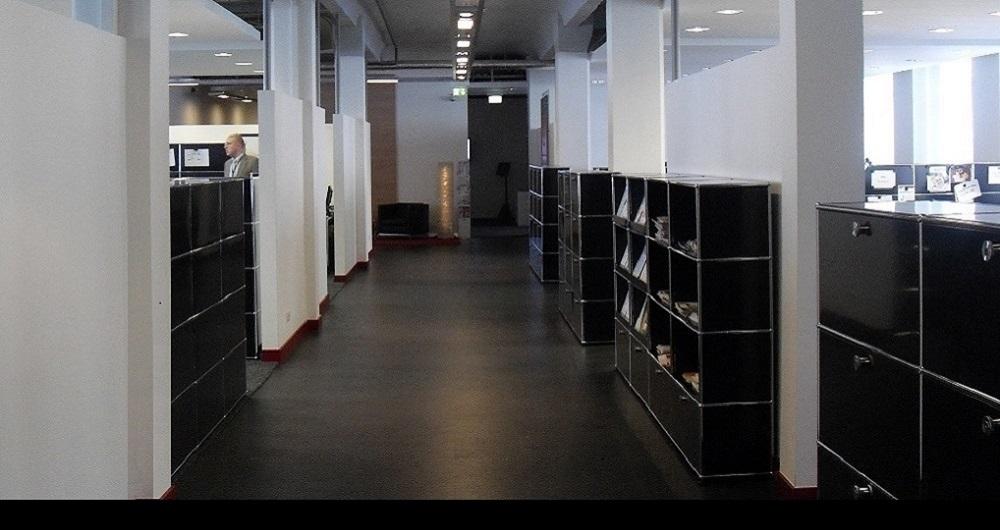 ETHALON GMBH HAMBURG | BÜRO-INNENAUSBAU Verkehrsflächen: Werkplanung, Ausschreibung, Vergabe und Bauleitung für NH-Architekten