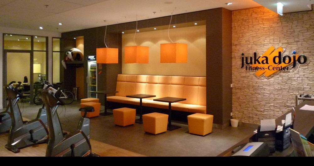 JUKA DOJO HAMBURG | MODERNISIERUNG Innenbereich und Lounge: Werkplanung, Aussschreibung, Vergabe und Bauleitung für NH-Architekten