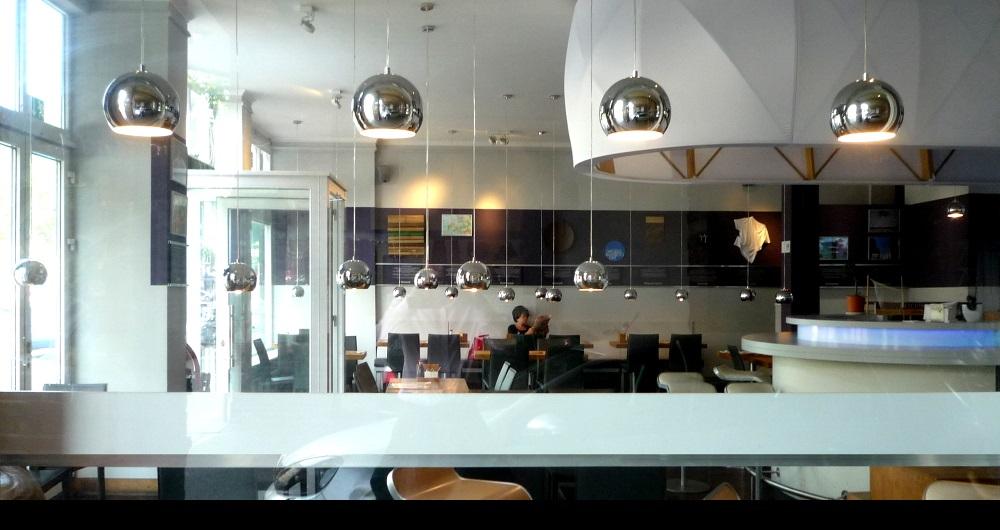 RESTAURANT ASIA QUICK HAMBURG | MODERNISIERUNG Gastraum: Konzept, Entwurf und Planung