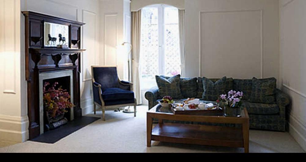 HOTEL JERMYN ST. LONDON | MODERNISIERUNG Suite: Teil-Entwurf und Werkplanung für Designworks Ltd.