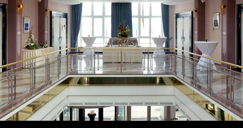 HOTEL RADISSON BLU COTTBUS | NEUBAU Obergeschoss: Werkplanung und Ausschreibung für Bassenge Architekten Berlin
