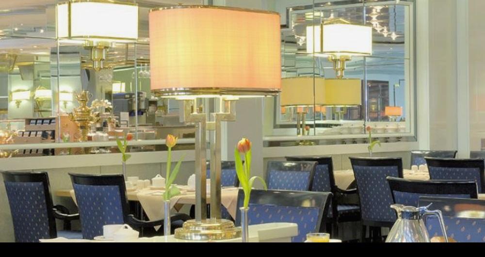 HOTEL RADISSON BLU COTTBUS | NEUBAU Restaurant: Werkplanung und Ausschreibung für Bassenge Architekten Berlin