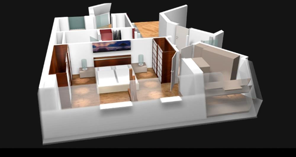 FLOTOWSTR. HAMBURG | TEILMODERNISIERUNG | (kein Innenraumfoto wegen Schutz der Privatsphäre) Dachrenovierung und Neugestaltung: Entwurf, Werkplanung, Ausschreibung, Vergabe und Bauleitung